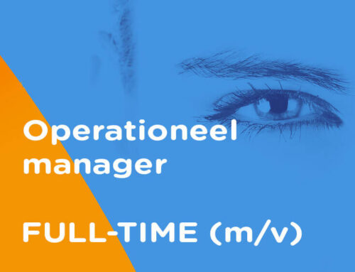 Vacature: Operationeel Manager