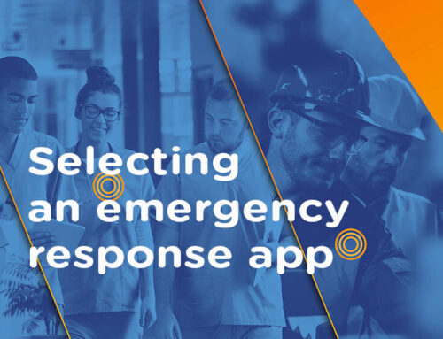 Questions for selecting the best emergency response app